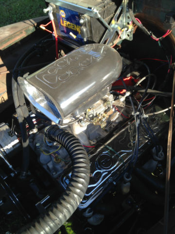 Phenomenal 1950 Chevy 3100 Rat Rod On A S 10 Chasis Classic Chevrolet Other Wiring Digital Resources Sapredefiancerspsorg