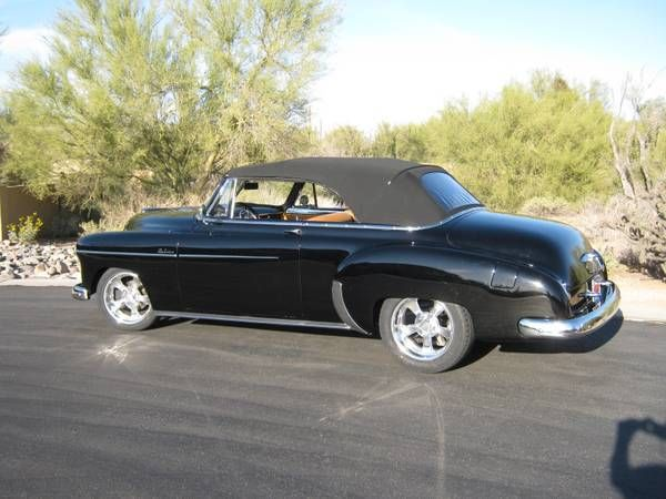 1950 chevy deluxe convertible classic chevrolet other 1950 for sale. Black Bedroom Furniture Sets. Home Design Ideas