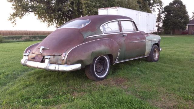 1950 Chevy Fleetline Deluxe Classic Chevrolet Fleetline