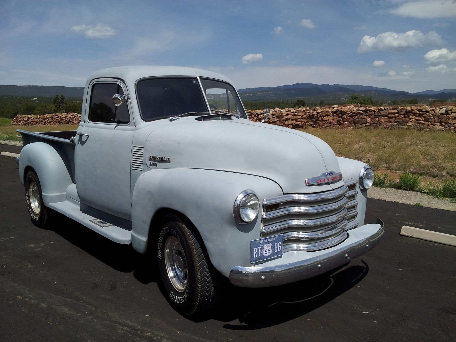 Chevy Half Ton Pick Up