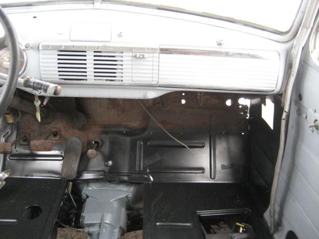 1950 Chevy Panel Truck