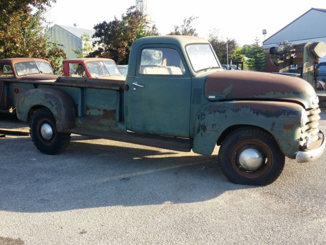1950 chevy pickup chevrolet truck low patina rat rod project iowa 47 48 49 50 51 classic. Black Bedroom Furniture Sets. Home Design Ideas