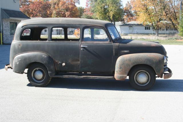 1950 Coe Chevy Suburban For Sale | Autos Post