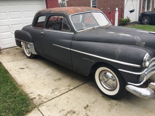 1950 chrysler windsor 2 door coupe rat rod chevy ford for 1950 chevrolet 2 door coupe