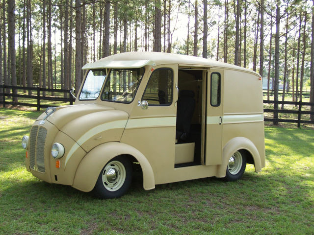 1950 Divco Milk Truck Metro Hot Rod Rat Rod Street Rod