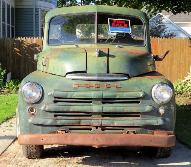 1950 Dodge 3 4 Ton Truck W Title Classic Dodge Other