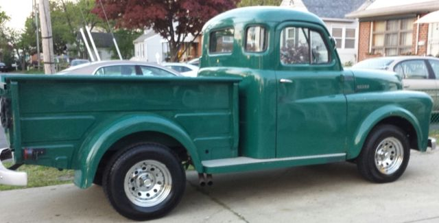 1950 dodge b2b 5 window pickup pilot house rare and solid classic dodge other pickups 1950. Black Bedroom Furniture Sets. Home Design Ideas
