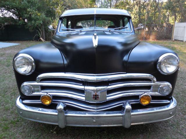 1950 dodge coronet 2 door coupe mopar 318 restomod for 1950 dodge coronet 2 door