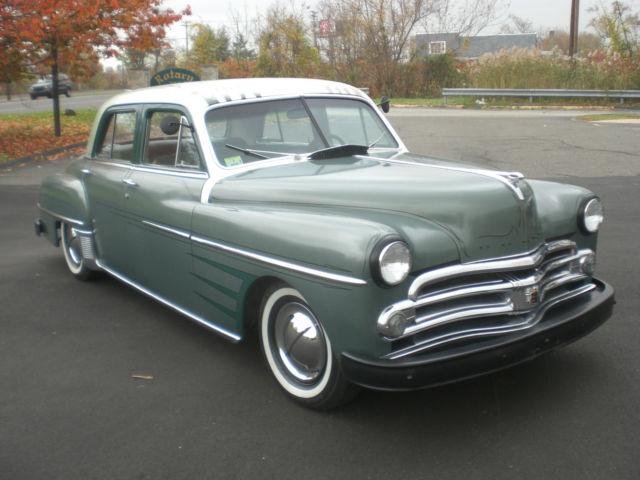 1950 Dodge Coronet Old School Muscle Car Classic Restored