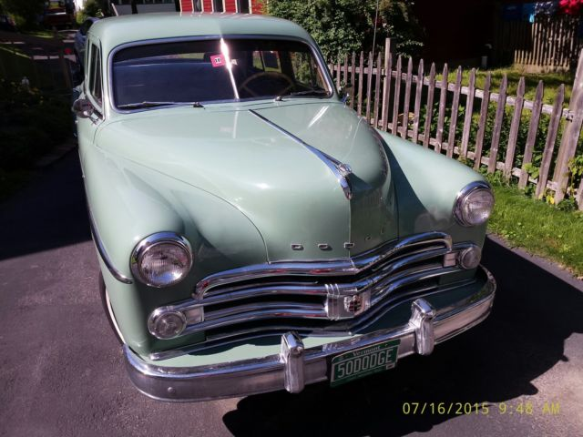 Cherry Hill Dodge >> 1950 Dodge Meadowbrook - Original Owner - Classic Dodge Meadowbrook 1950 for sale