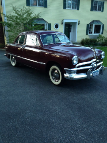1950 ford 2 door sedan deluxe classic ford other 1950 for 1950 ford 2 door sedan for sale