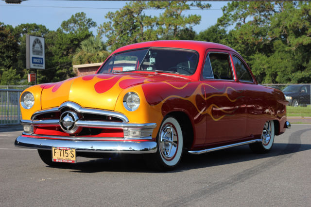 "1950 Ford Coupe ""Pro Built"" Show Car - Classic Ford Other 1950 for sale"