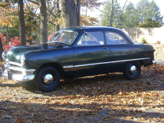 1950 ford custom 2 door smooth and quiet running still for 1950 ford 2 door sedan for sale