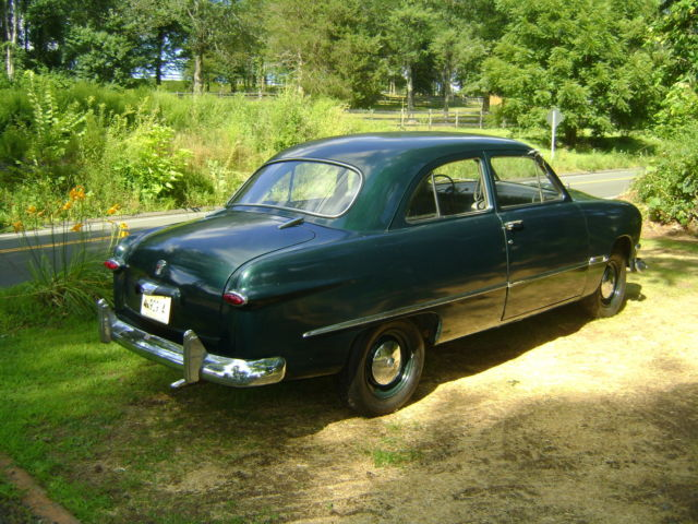 1950 ford custom 2 door smooth and quiet running still for 1950 ford custom 2 door