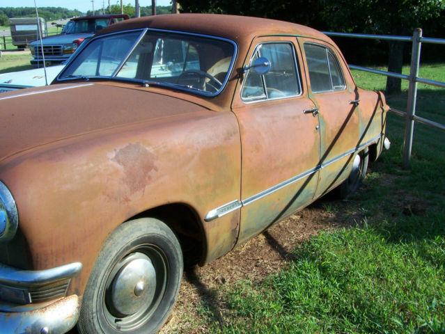 1950 ford custom deluxe 4 door sedan original condition for 1950 ford 4 door