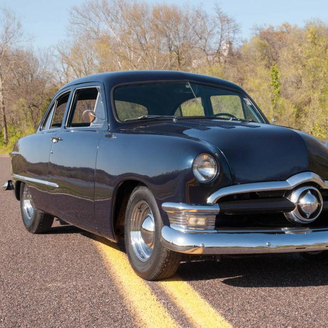 1950       Ford    Custom  Fully custom    1950        Shoebox     sedan  351cid Cleveland V8  Classic    Ford    Other