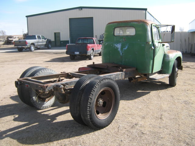 1950 Ford F 6 Dually 1 Ton Classic Ford Other Pickups