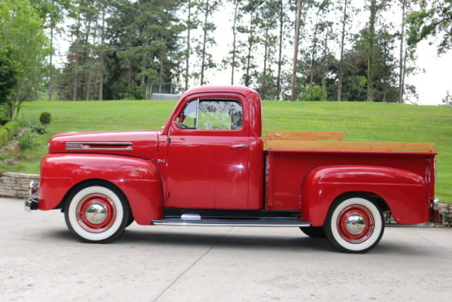 1950 ford f1 pick up flathead v8 pristine classic ford other pickups 1950 for sale. Black Bedroom Furniture Sets. Home Design Ideas