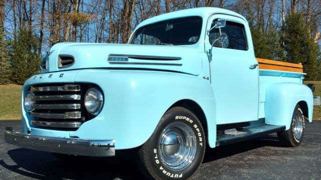 Ford F Pickup As Seen In Dupont Registry