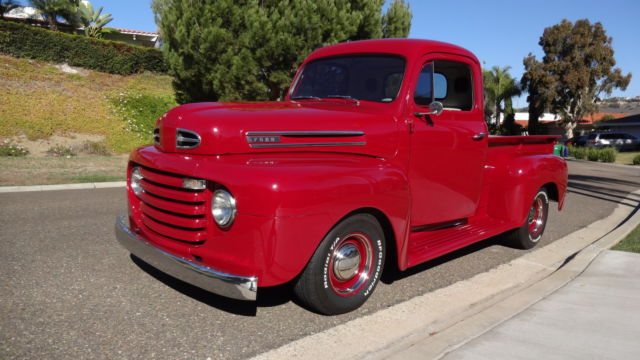 1950 ford f1 pickup truck 1 2 ton classic ford other pickups 1950 for sale. Black Bedroom Furniture Sets. Home Design Ideas