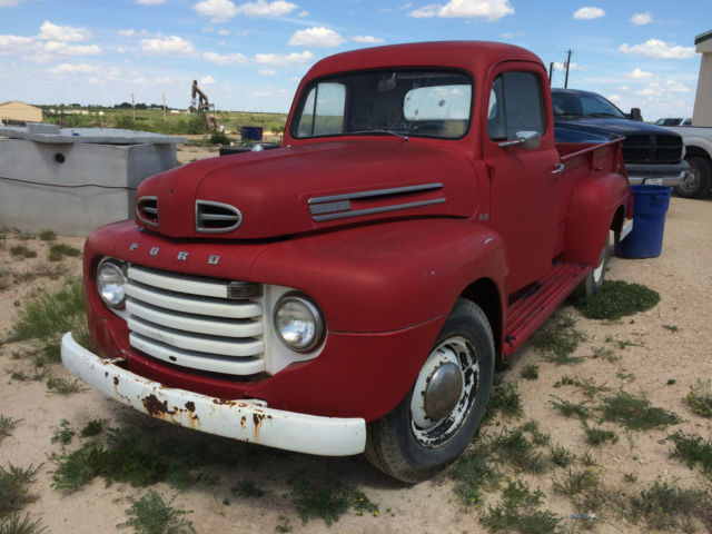 1955 Dodge Truck For Sale >> 1950 Ford F3 no rust F1 F2 classic truck chevy dodge1950 1951 1952 antique truck - Classic Ford ...