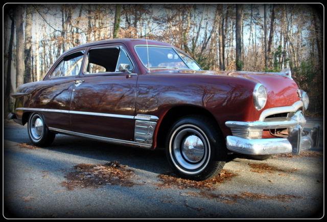 1950 ford shoebox 2 door sedan 1949 1951 coupe for 1950 ford sedan 2 door