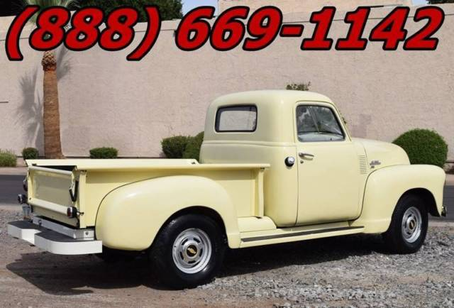 1950 Gmc 100 Manual Rwd I6 Other Gasoline Classic Gmc