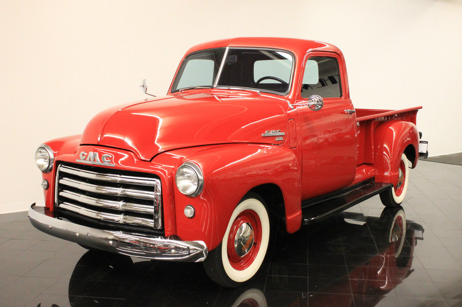 1950 Gmc 100 Pickup Parade Ready Correct 216ci Inline 6 3 Speed Column Shift Classic Gmc Other 1950 For Sale