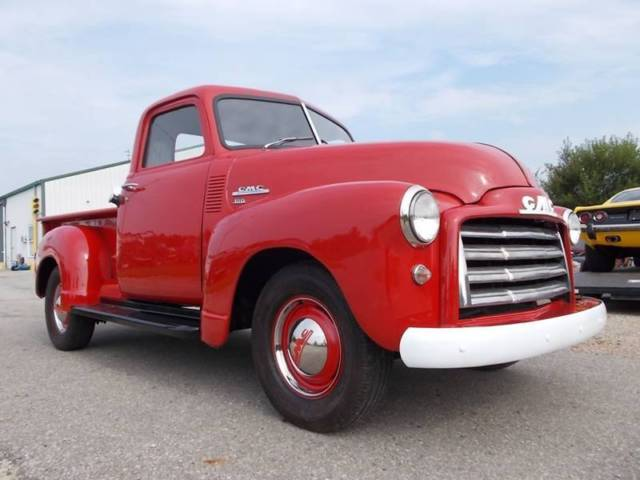1950 gmc 100 shortbed 1 2 ton pickup truck 6 cyl manual 3 speed classic gmc other 1950 for sale. Black Bedroom Furniture Sets. Home Design Ideas