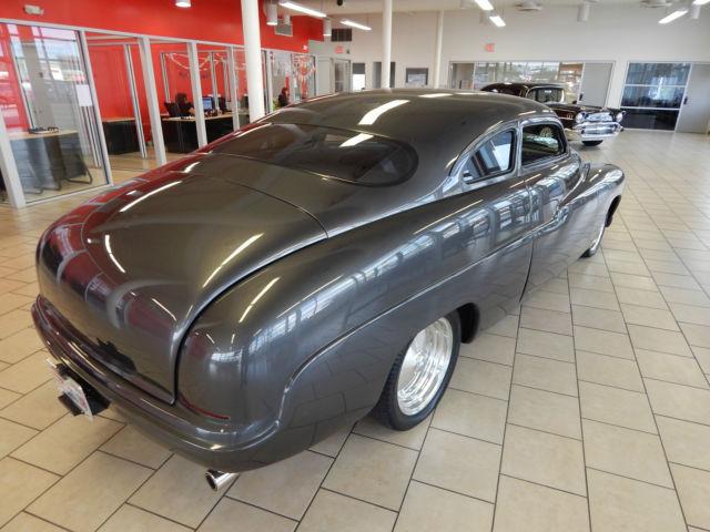 1950 mercury 2 door chopped full blown custom classic for 1950 mercury 2 door coupe