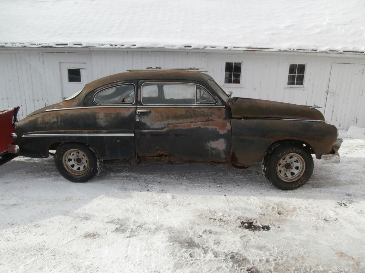 1950 mercury 2 door coupe barn find classic mercury for 1950 mercury 2 door for sale