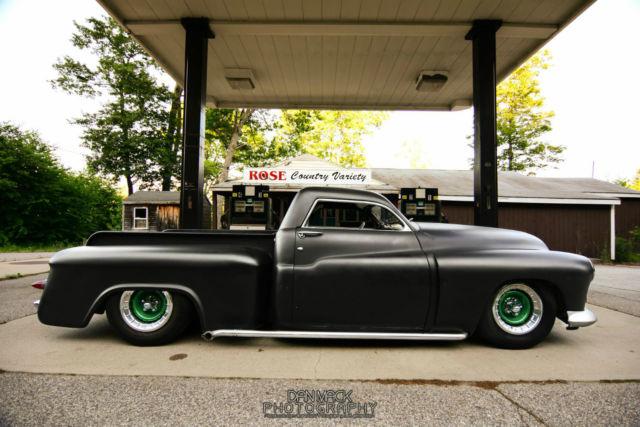 mercury custom truck