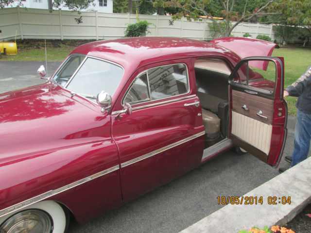 1950 Mercury Other & 1950 Mercury Deluxe V-8 with suicide doors 22K miles - Classic ... pezcame.com