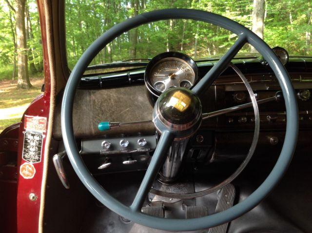 Nada Classic Car Value >> 1950 Nash Ambassador Super - Classic Nash Sedan 1950 for sale