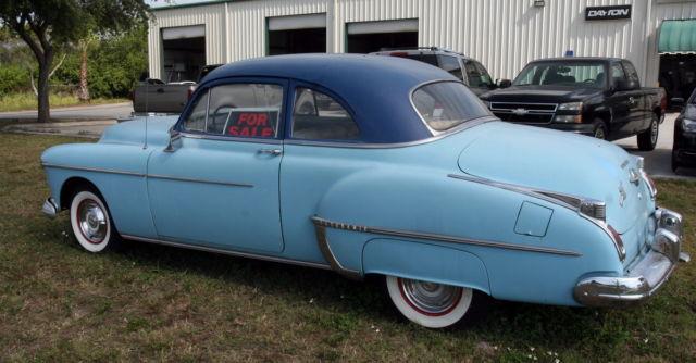 1950 oldsmobile 2 door coupe original perfect 4 restore for 1950 oldsmobile 4 door