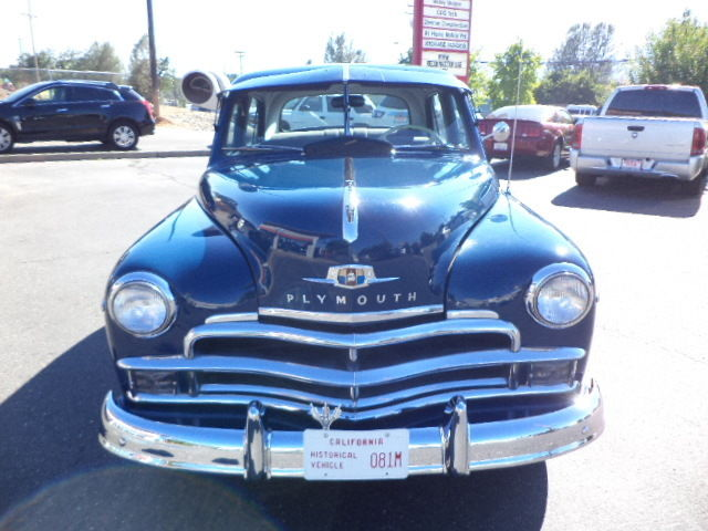 1950 plymouth deluxe blue 4 door sedan classic plymouth for 1950 plymouth 2 door coupe