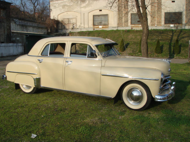 1950 plymouth special deluxe 4 door sedan like new for 1946 plymouth special deluxe 4 door