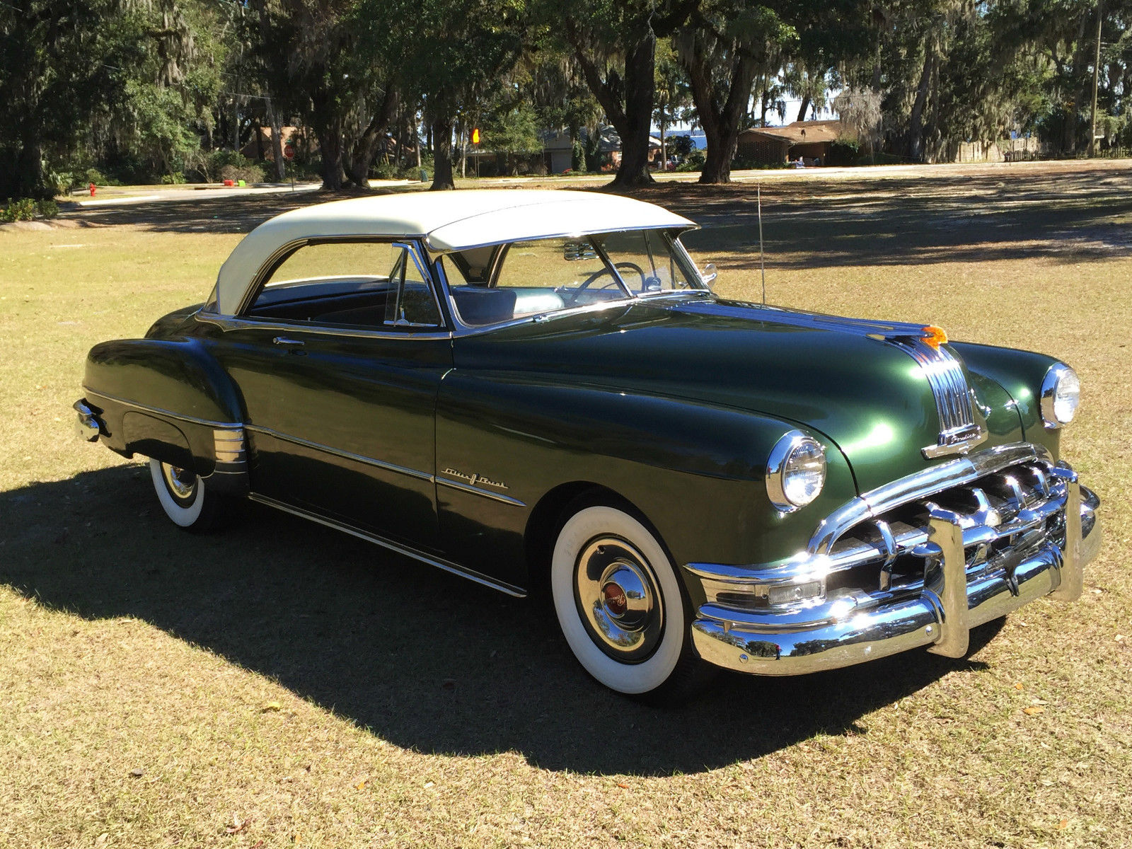 1950 pontiac catalina super deluxe 2 door hardtop 1949