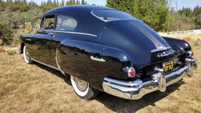 1950 pontiac silver streak 2dr fastback classic pontiac for 1950 pontiac 2 door