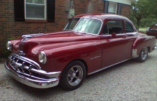 1950 Pontiac Silver Streak Coupe Classic Pontiac Other