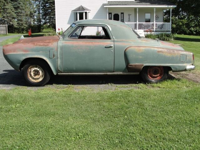 1950 Studebaker Business Coupe Rare Classic