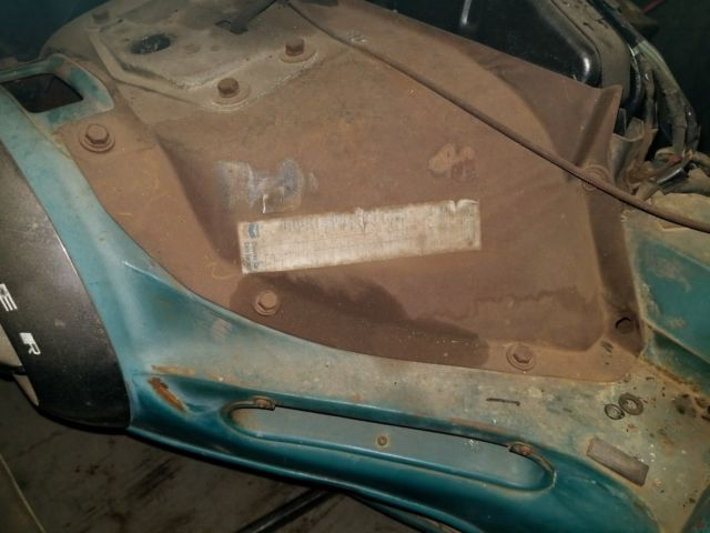 1950 Studebaker Champion 4 Door Car Runs Clear Title With