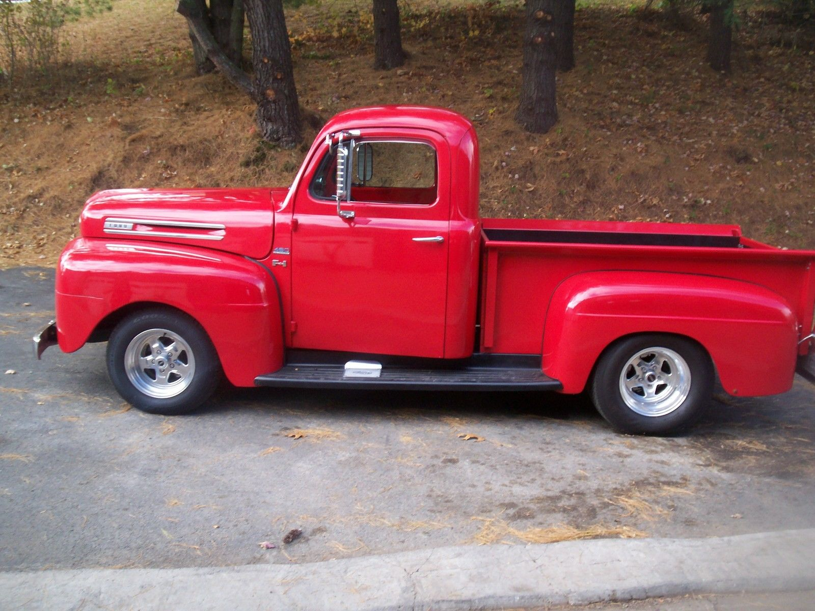 classic ford other pickups 1950 for sale. Black Bedroom Furniture Sets. Home Design Ideas