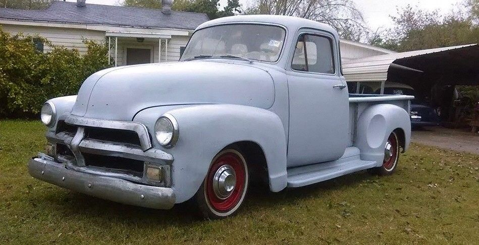 1951 1952 1953 1954 chevrolet gmc 5 window cab shortbed for 1954 chevy truck 5 window for sale
