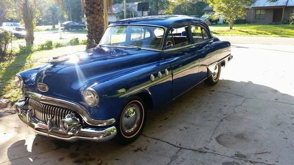 1951 buick special 4 door 41d classic buick other 1951 for 1951 buick special 4 door