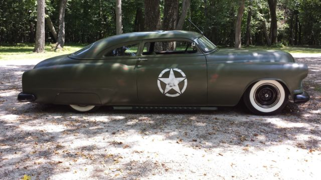 1951 buick special lead sled custom hotrod rat rod cummins. Black Bedroom Furniture Sets. Home Design Ideas