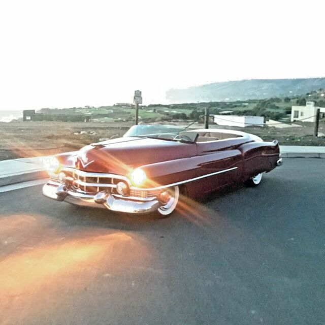1951 Cadillac Convertible Custom 53 Eldorado