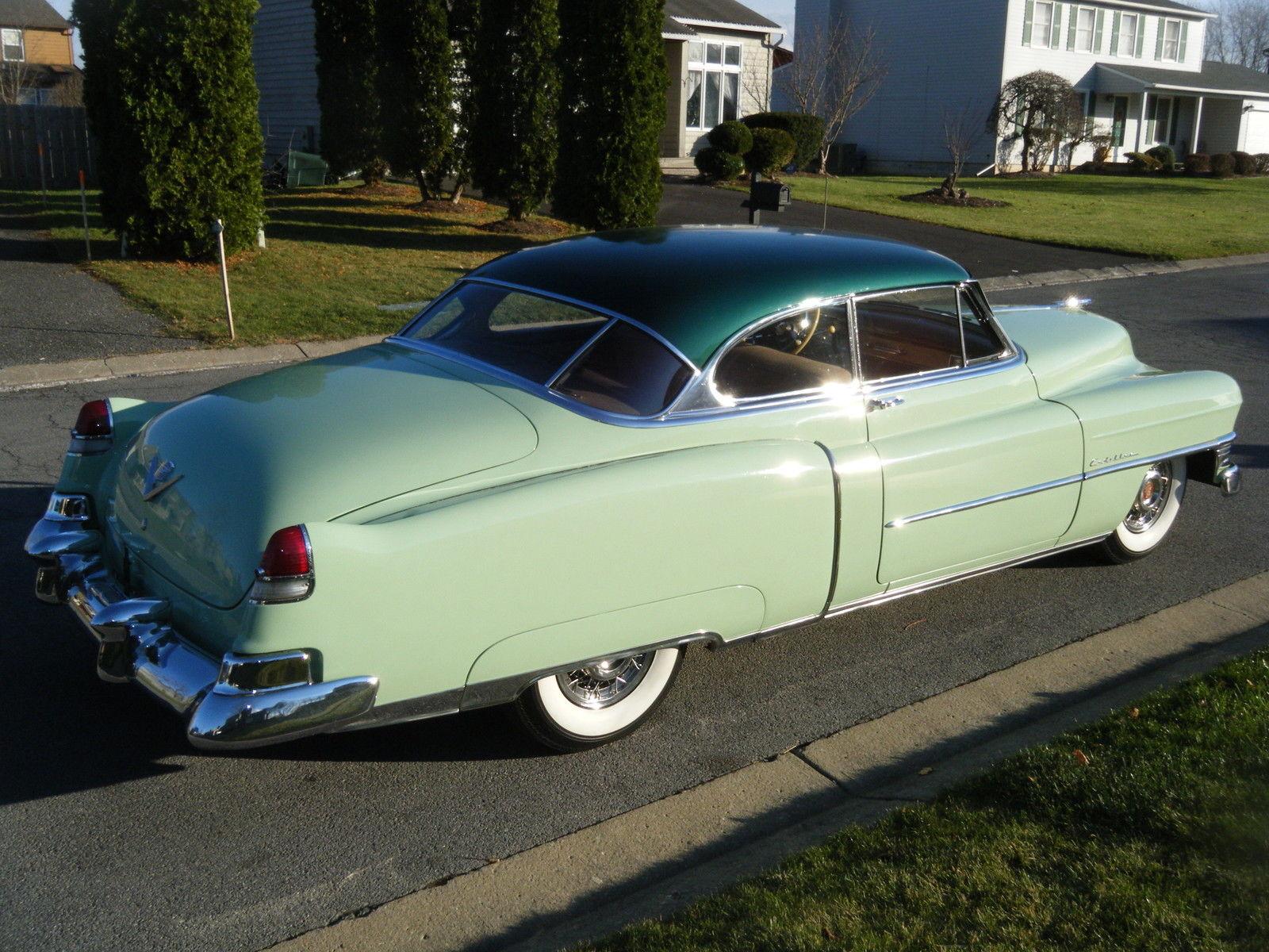 1951 Cadillac Coupe Very Rare Original Time Capsule