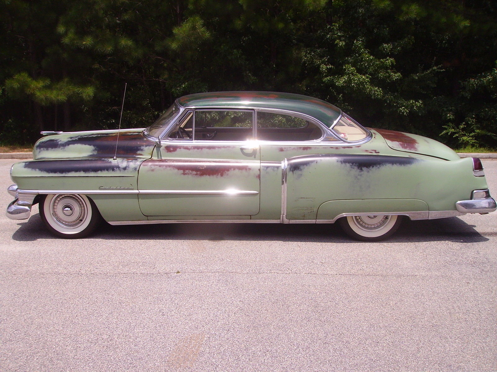 1951 Cadillac Deville Crate 350 Engine P S B A C New Interior Nova Series 62 Coupe