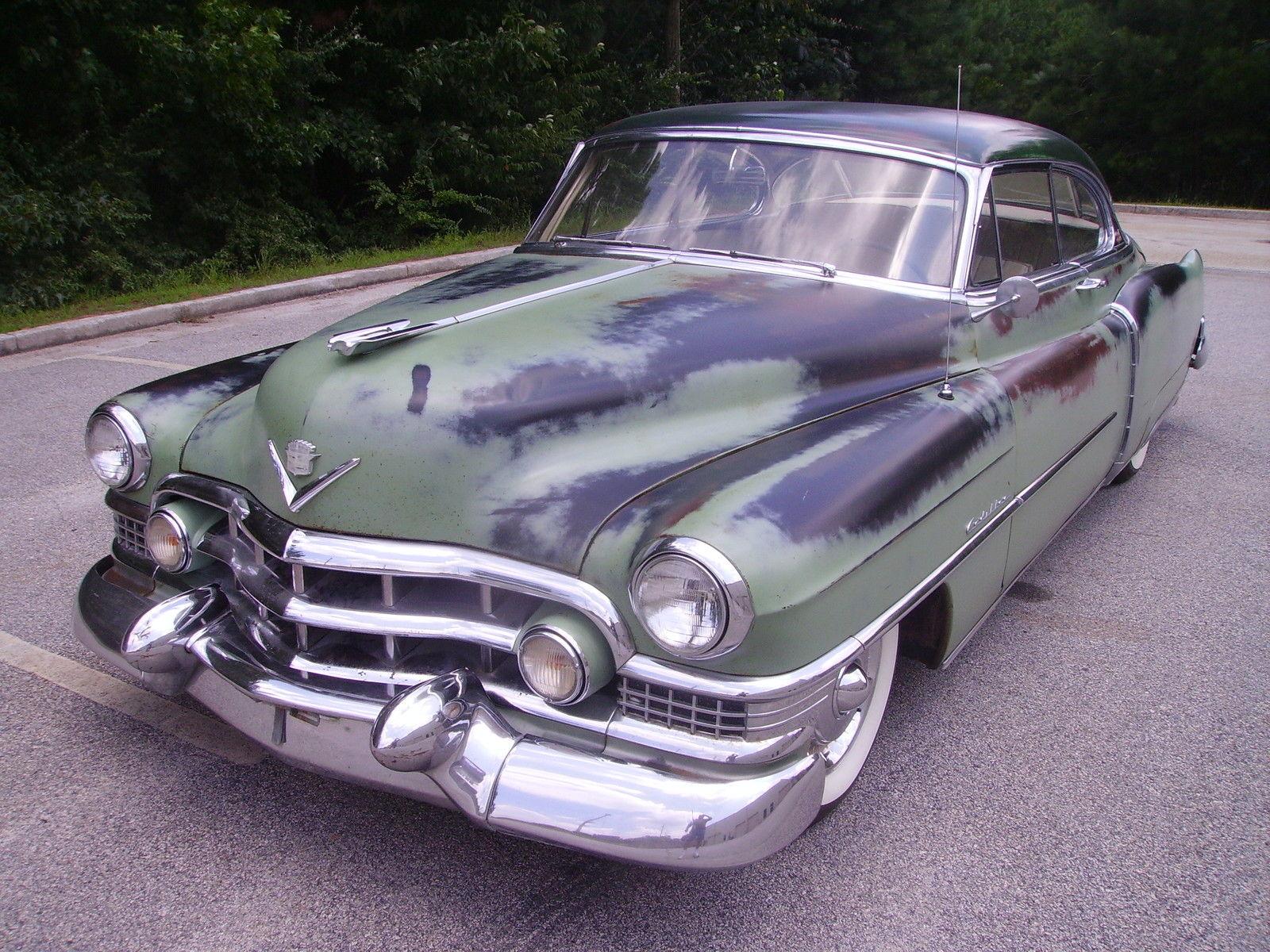 1951 Cadillac Deville Crate 350 Engine P S B A C New Interior Nova Ferrari Wiring Harness Sub Frame